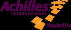 Achilles International-Nashville Logo